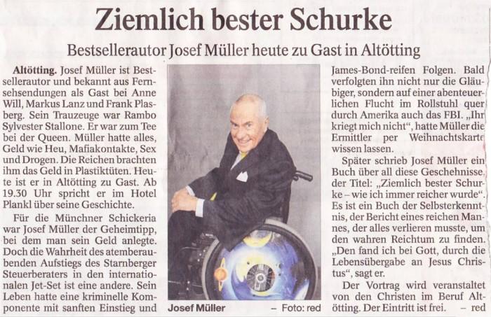 Altötting CIB Zeitung 10.7.15