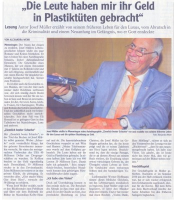 Buch Memminger Zeitung 15.4.14