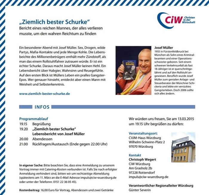 CIW Würzburg 13.03