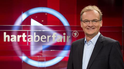 Hart aber fairStudiorelaunche  Frank Plasberg  07.09.2012