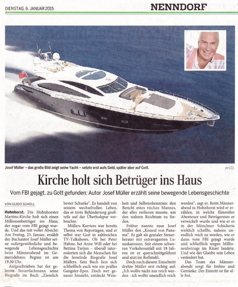 Hohnhorst Zeitung