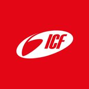 ICF Logo rot