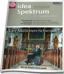 idea Spektrum Nachrichten Magazin 37 vom 11.9.13