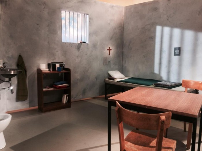 NDR Gefängniszelle