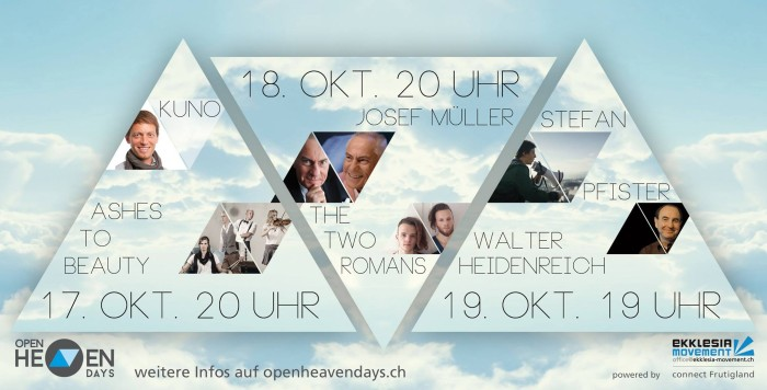 Open Heaven Days Frutigen 18.10.14