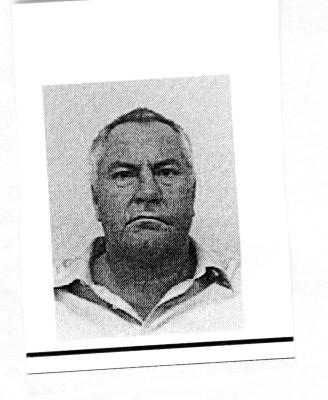 Bild aus der Haft - am Tag der Einlieferung  in München Stadelheim 16.04.2005 braungebrannt aus Jamaica - in keiner guten Stimmungslage