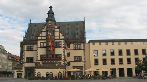 Schweinfurt-Rathausdiele