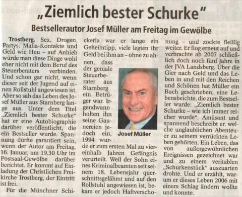Trostberg-Presse